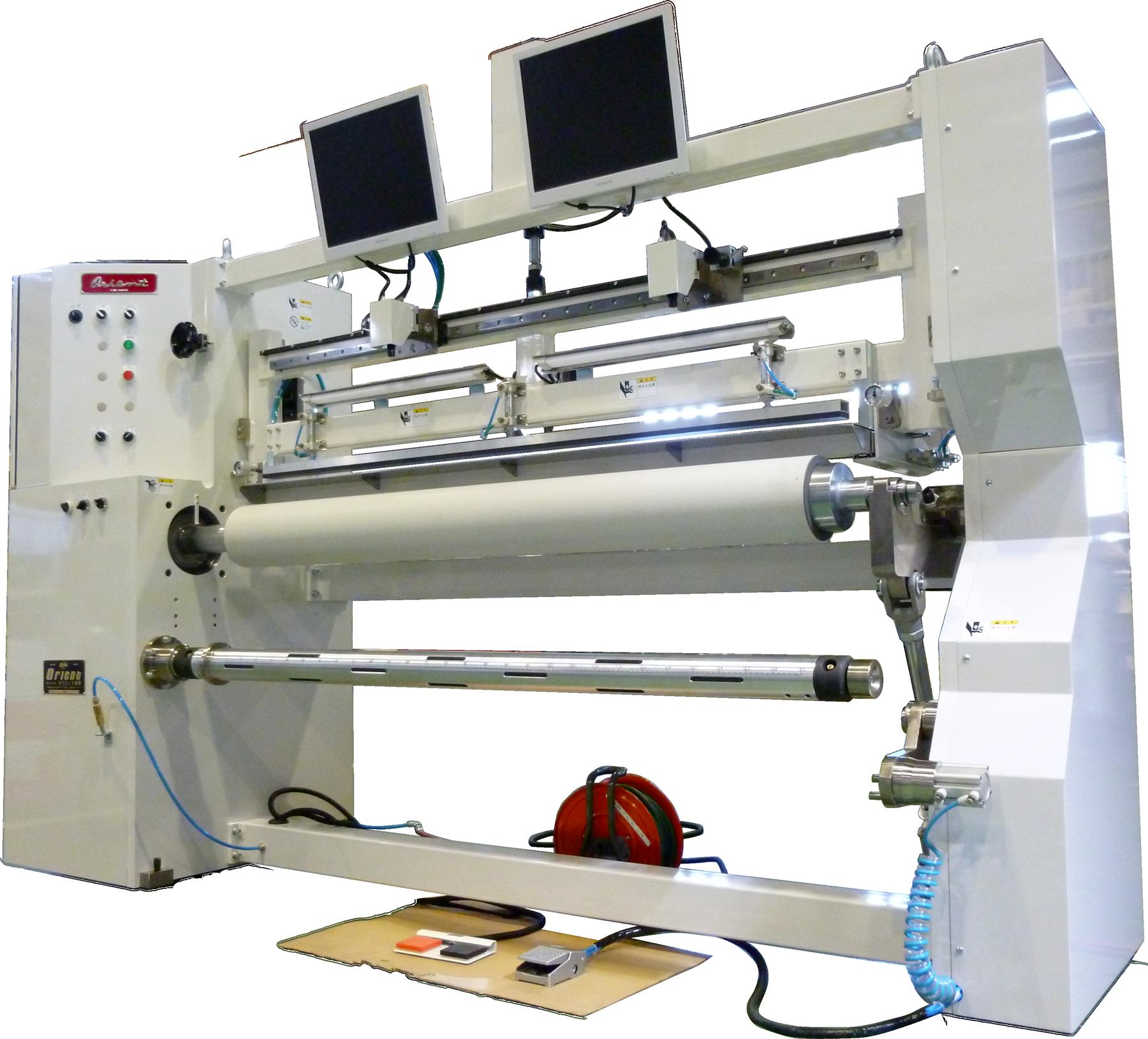 フレキソ樹脂版貼込み装置 Xmounter エクスマウンター ワイド